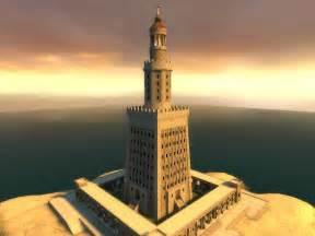 lighthouse of alexandria 2 by amidnarasu on deviantart