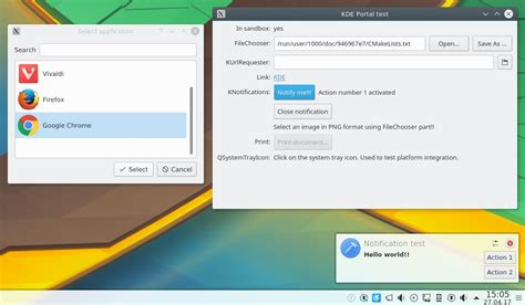 escritorio kde plasma kde plasma 5 10 ya est 225 disponible con folder view como