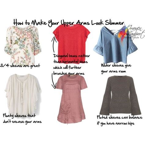Arm Slimmer Arms Slimmer how to make your arms look slim inside out style