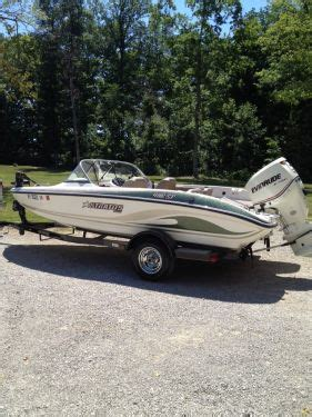 used fish and ski boats in kentucky boats for sale 2006 19 foot stratos 486sf fish ski