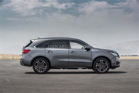 Acura Hybrid 2020 by 2020 Acura Mdx Hybrid Car Review Car Review