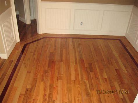 Wood Flooring And Inlays Hardwood Floor Inlay Page 2 Flooring Contractor Talk