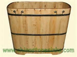 what would be involved in making a wooden bath tub