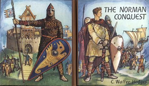 norman the c walter hodges illustrations to the norman conquest 1966