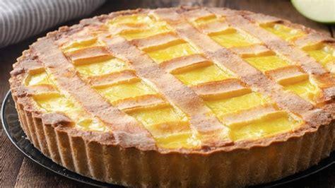 Cucinare Dolci Facili Crostata Crema E Mele Ricette Dolci Facili E Molto Golose