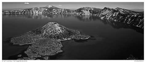 Bw Blue Wizards panoramic black and white picture photo blue lake and