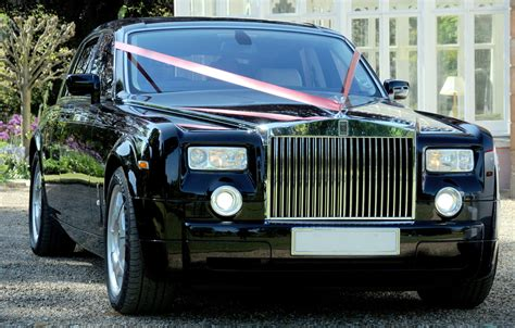 roll royce wedding rolls royce phantom car hire prestige classic wedding cars
