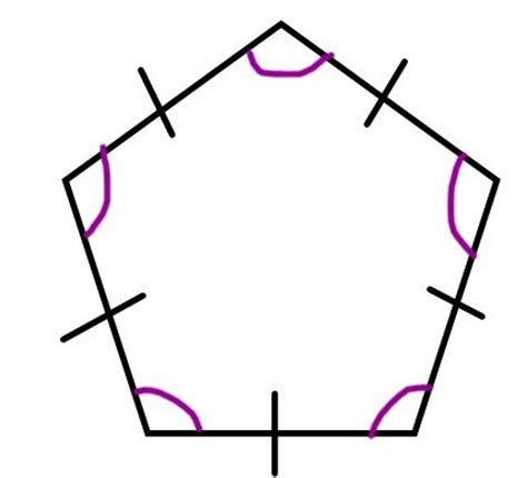 How To Find The Interior Angle Of A Hexagon Names Of Shapes How To Name Polygons