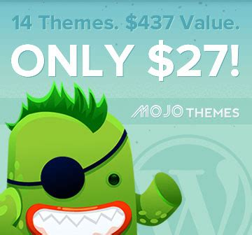 Tumblr Themes Pictures Only | 14 mojo wp tumblr themes for only 27 reg 437