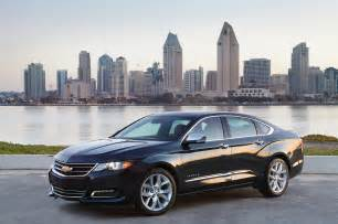 2015 chevrolet impala bi fuel review