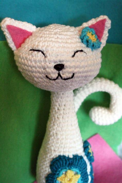 pattern amigurumi cat amigurumi cat crochet pinterest