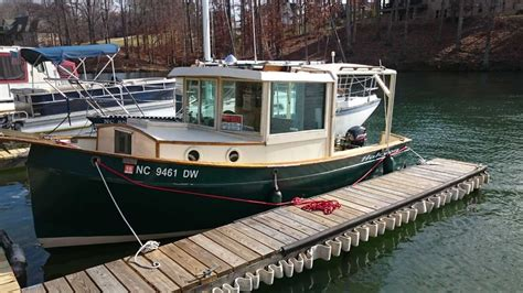 trawler boats for sale in michigan home made bo jest mini trawler boat for sale from usa