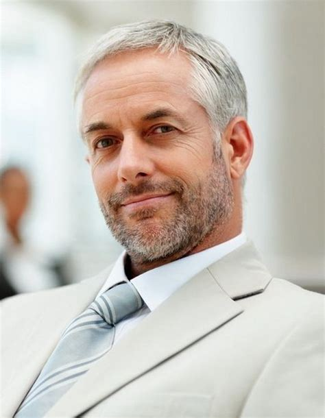ceo looking hair styles suave hairstyles for older men
