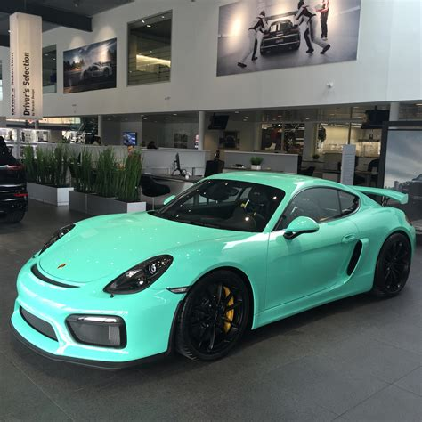 porsche mint green gt4 pts mint green with lwbs and pccbs page 6