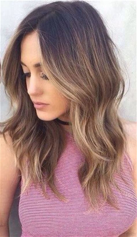 brunette hairstyles pinterest 25 best ideas about light brunette hair on pinterest