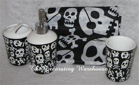 skull bathroom skull bathroom set bathroom ideas pinterest decor