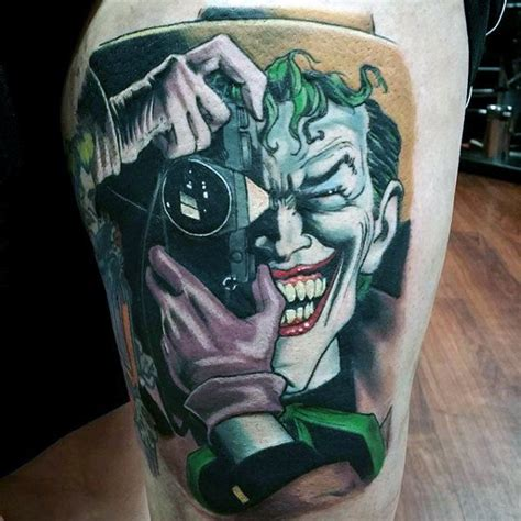 100 batman tattoos for men superhero ink designs