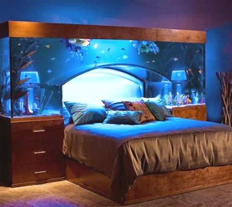 aquarium bed 13 out of this world rooms that take you under the sea