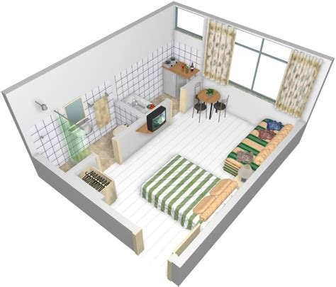 efficiency apartment layout 10 modelos de quitinetes modelos fotos