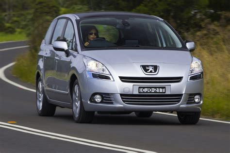 peugeot best selling car peugeot 5008 french seven seater priced from 36 990
