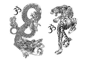 53 japanese tiger tattoos ideas