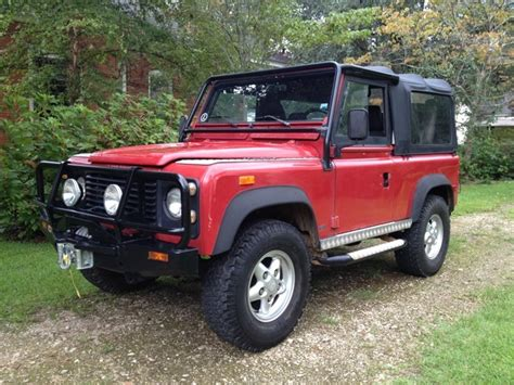 1970 toyota land rover 1994 land rover defender 90 fj40 toyota land cruisers