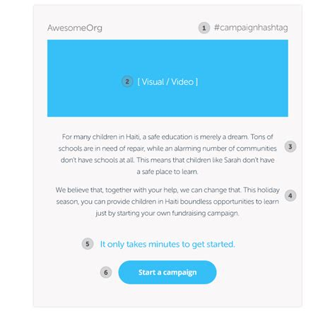Email Appeals For Your Next Fundraising Caign Classy Fundraising Email Template