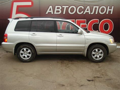 car owners manuals for sale 2003 toyota highlander electronic toll collection used 2003 toyota highlander photos 3000cc gasoline automatic for and car photos
