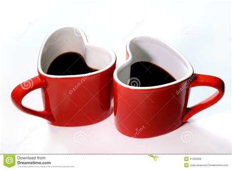 wallpaper coffee cup love cup love coffee stock photo image 41332806
