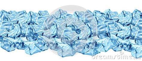 ice cube border royalty  stock images image