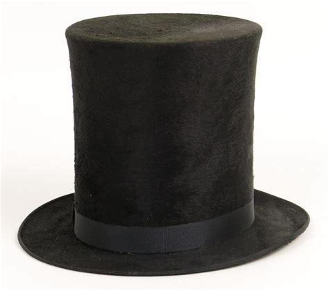 Boston Top D boston made beaver top hat