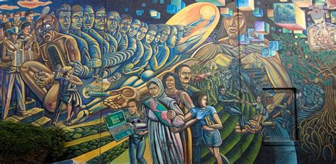 Chicano Artists And The Mural Movement Thinglink Chicano Artists Los Angeles