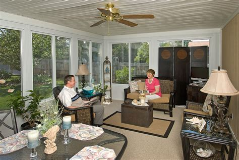 How To Inclose A Patio by Top 5 Reasons To Enclose A Deck Create A Sunroom
