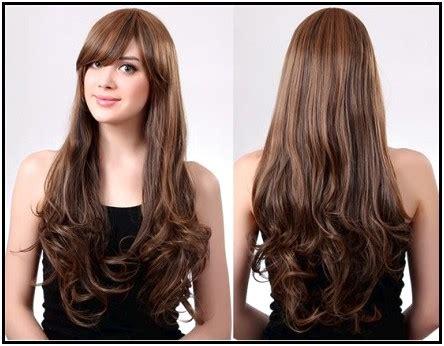 gambarbaru gambar model rambut layer panjang