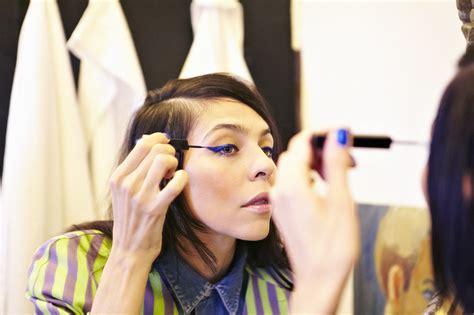 Maskara Duyung tutorial eyeliner mermaids atau ekor putri duyung facetofeet