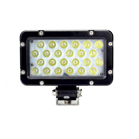rectangle led lights rectangle led work light 7 5 inch 24 watt tuff led lights