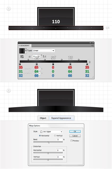 qt grid layout alignment quick tip how to create a modern monitor icon