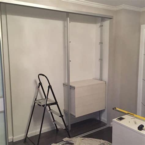 Install Closet Shelves by How To Install Closet Organizer