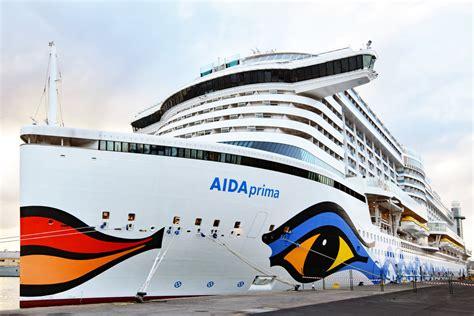 Aidaprima Passagierzahl by Aidablu Liegt Am 27 12 2013 Im Hafen