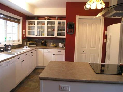 painting kitchen walls with white cabinets deductour com pictures of kitchens with white cabinets and red walls