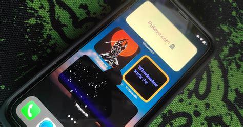 membuat beragam widget  widgetsmith  iphone