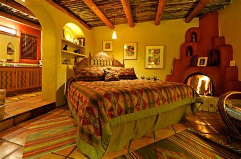 southwest bedroom decor southwest style home traces of spanish colonial native