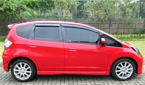 Stopl Jazz Rs 2013 Kanan honda jazz rs at 2013 facelift merah tgn 1 pajak 1 tahun mobilbekas