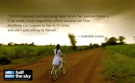 A Journey Home quot i think i realized just how how lonely journey