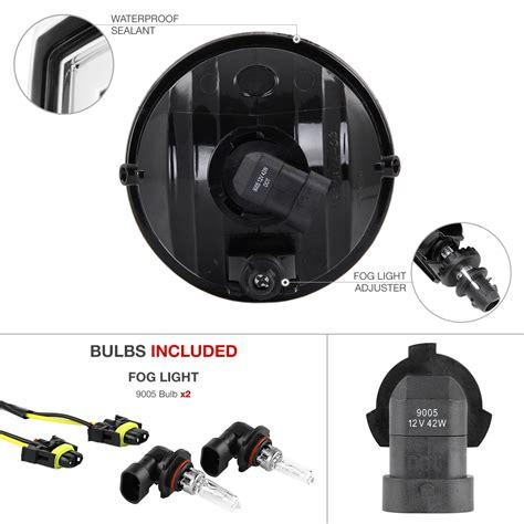 Halo Projector Headlamps Rear Brake Tail Lights Fog Lamp