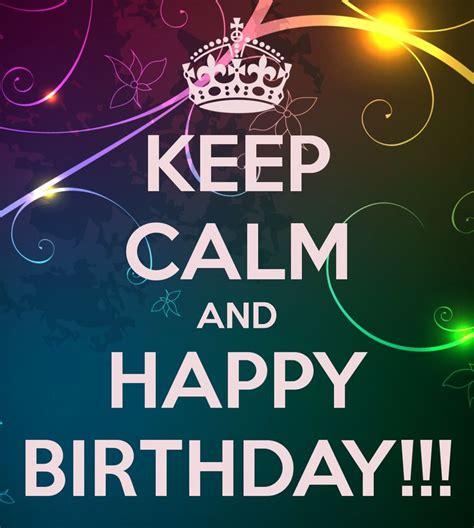 And Birthday Quotes Keep Calm 19th Birthday Quotes Quotesgram
