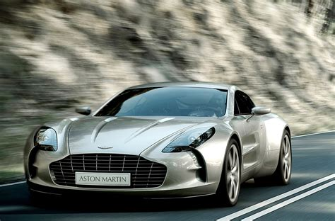 Newest Aston Martin by Ausmotive 187 One 77 To Make Debut At Concorso D