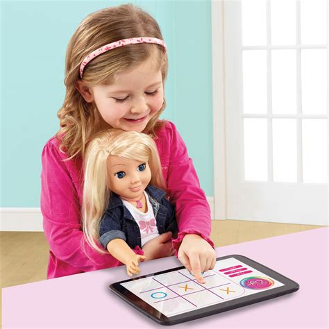 my friend cayla age my friend cayla interactive doll answers questions tells