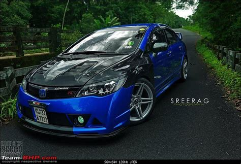 modified honda civic honda civic hatchback modified blue pixshark com
