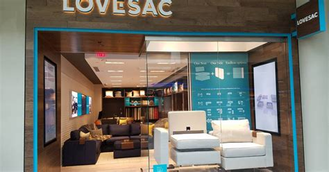 lovesac mall of america lovesac opening 20 showrooms annually icsc
